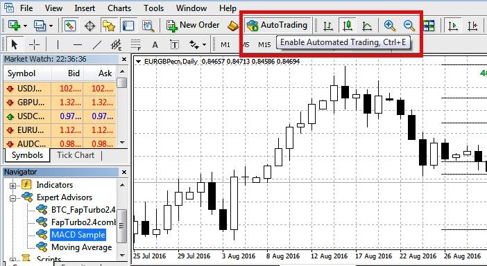how to add stocks to metatrader 5