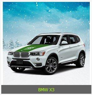 Car broker bmw x3