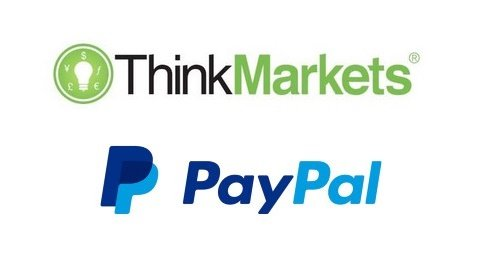ThinkMarkets Accepts Paypal payment