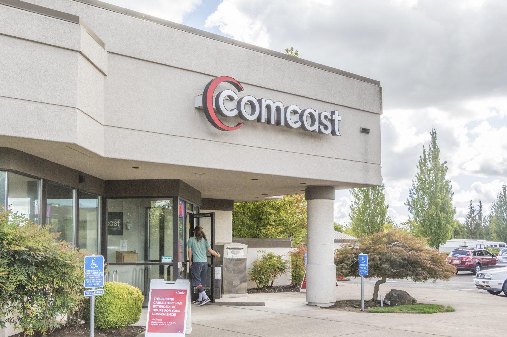 comcast retail store