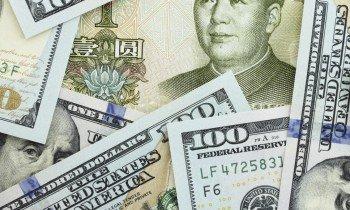 Yuan vs dollars