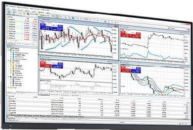 metatrader 5 (mt5) forex cfd stocks brokers