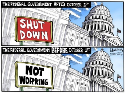 Effects of Government Shutdown on Small Businesses and Banks
