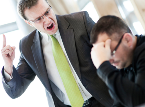 Leadership Style: How to Identify the Real Bully Bosses