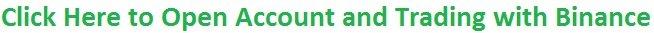Open account binance