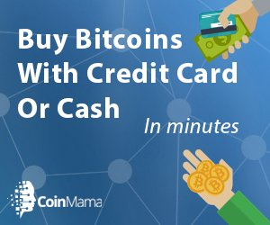 Buy cryptocurrency instantly credit card