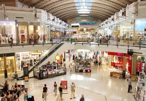 destruction of retail businesses