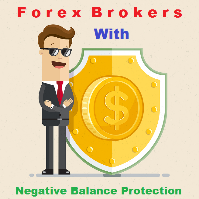 Forex and CFDs Brokers with Negative Balance Protection