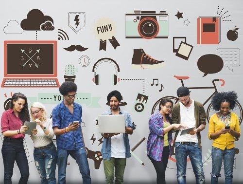 Millennials and Gen Z