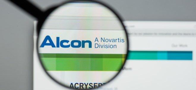 Alcon Ag