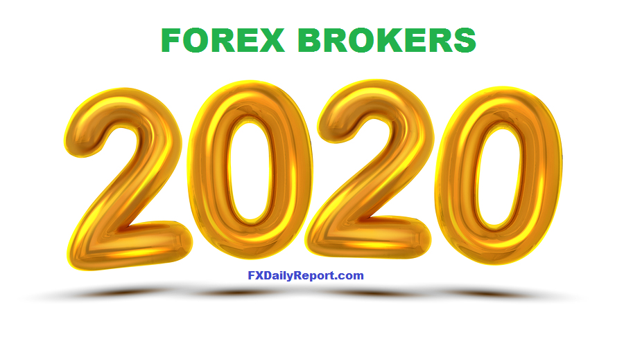 Forex broker awards 2020