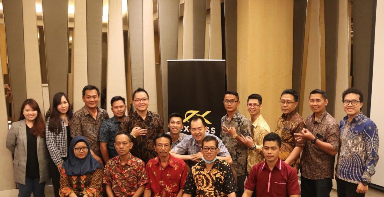 partnership program at Exness