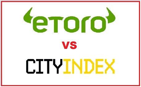 eToro vs. City Index Forex Broker Comparison