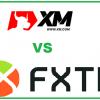 XM vs. FXTM Forex Broker Comparison
