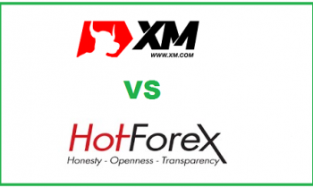 XM vs Hotforex trading broker