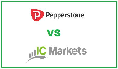 Pepperstone vs IC Markets forex broker