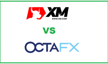 OCTAFX vs XM forex brokers comparison